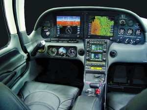 Cirrus Glass Cockpit 01